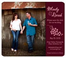 Wine Country Save the Date